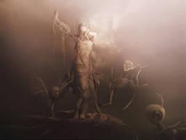 Legend of the Mummy: The Awakening by AmandineVanRay