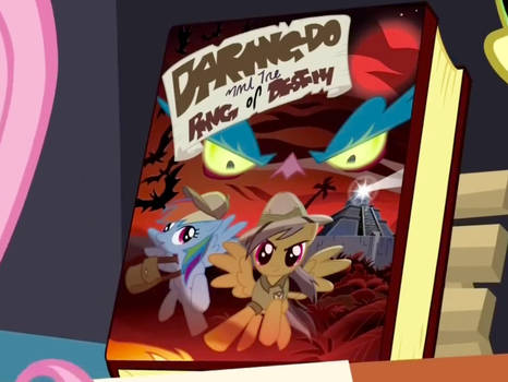 Mlp: daring do and the rings of doom by Generalender15
