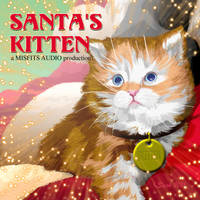 Santa's Kitten1 by SashScott