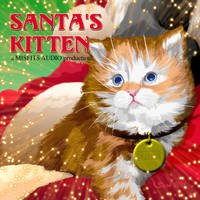 Santa's Kitten2 by SashScott