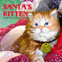 Santa's Kitten3 by SashScott