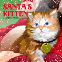 Santa's Kitten4 by SashScott