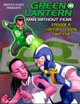 Green Lantern episode8 by SashScott