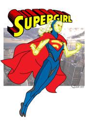 Supergirl48 by SashScott