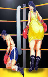 FRANCISCO NEVADO Uncensored Art 32 by Boxeo-Girls