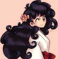 Flowers In My Hair by ChiuuChiuu