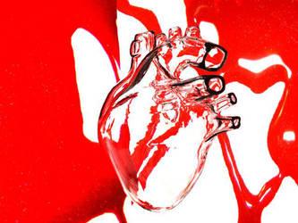 Fragile Heart by MooreCreativity