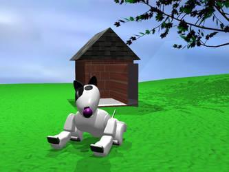 Robot Puppy by MooreCreativity