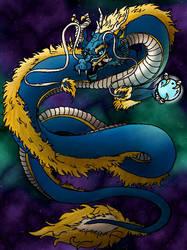 Dragon by MooreCreativity