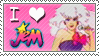 Jem and the holograms stamp by chat-noir