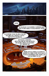 Aarde Imperium: Chapter 1, Page 1 by CherryRiceSammich