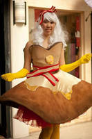 Adventure Time: Breakfast Princess by jijitrinh