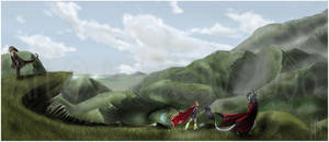 -Abandoning.Moordale- by RadiantGlyph