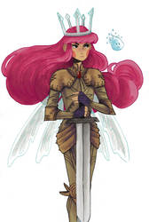 Knight Aurora by maxyvert