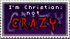 Me? A Christfag? by Caution-LowCeiling