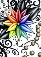 Sketchbook 2: Spectrum by avi17
