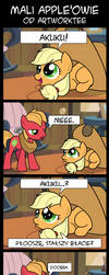 Mali Apple'owie by Lyokoheros