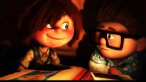 Pixar UP - Wallpaper by UniDesignStudio