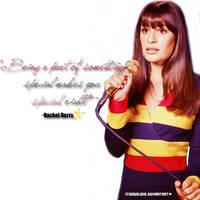 Rachel. by itisourlove