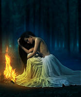 She Who Is Tested By Fire by damilepidus