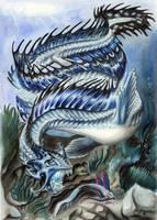 Project - Lantern serpent by Sakalah