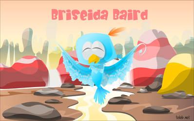briseida bird by ahmedtelb