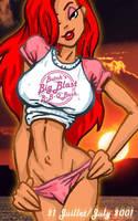Young Jessica R. BBQ bash 1 by PinupsByGib