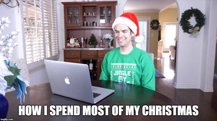 How to spend christmas by Prince-riley