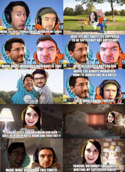 NEVER SHIP MARKIPLIER AND JACKSEPTICEYE!!!!! by Prince-riley