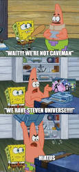 We have steven universe by Prince-riley