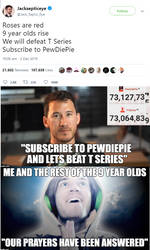 MARKIPLIER AND JACKSEPTICEYE HAVE JOINED THE FIGHT by Prince-riley