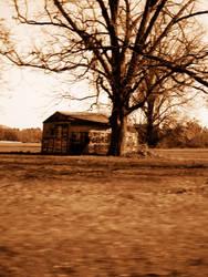 The Old Barnhouse by Kyliamonie
