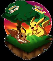 Pokemon let's go by poolvosje