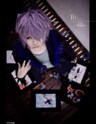 IB-garry by mikkiMiyako