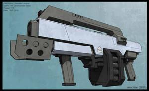 Grenade Launcher 2 by PredatoryApe