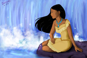 Pocahontas by rRose74