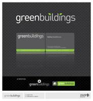GreenBuildings logotype by zazdash