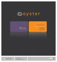 oyster logotype by zazdash