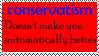 Conservatism by Yoshi-chu