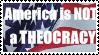Not a Theocracy by Yoshi-chu