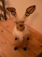 Happy Bunny by Orochimarisu