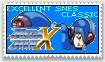 Mega Man X stamp by dragontamer272
