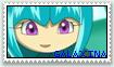 Galaxina Stamp by dragontamer272