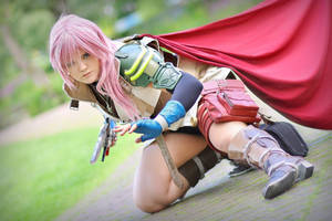 Lightning ~ Battle! by GoddessOfValhalla