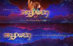 Prydwen Bookmark Designs by balaa