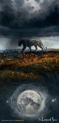 'The Leopard Sun'  Shattered Moon by balaa