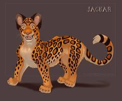 Jaguar by balaa