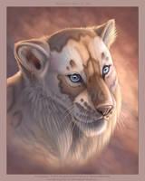 Kalahari Cat by balaa