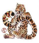 Amuuuuuuuuurrrr Leopard by balaa