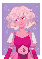 pink diamOND by namichee